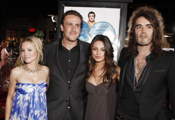 Russell Brand Reveals Mila Kunis Rejected Advances