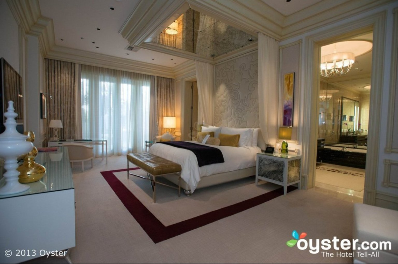 5 of the Most UberLuxurious Suites in Las Vegas  HuffPost