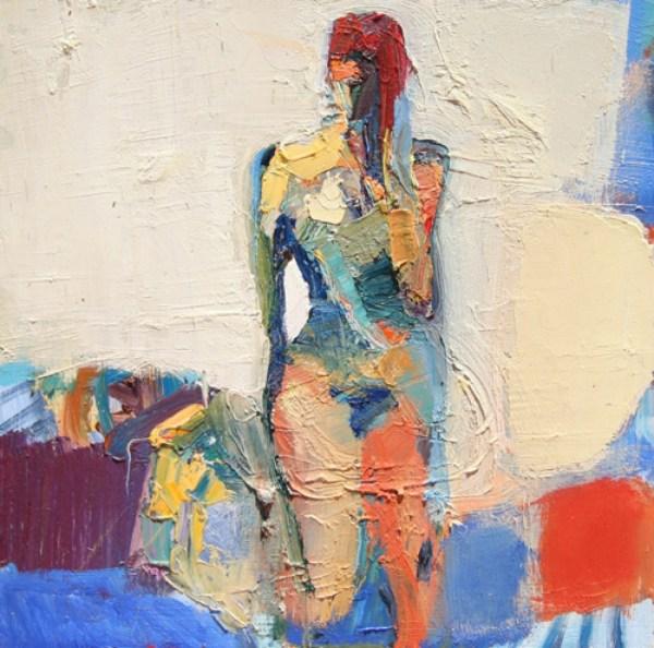 """Sandy Ostrau """"improvisations"""" Thomas Reynolds"""