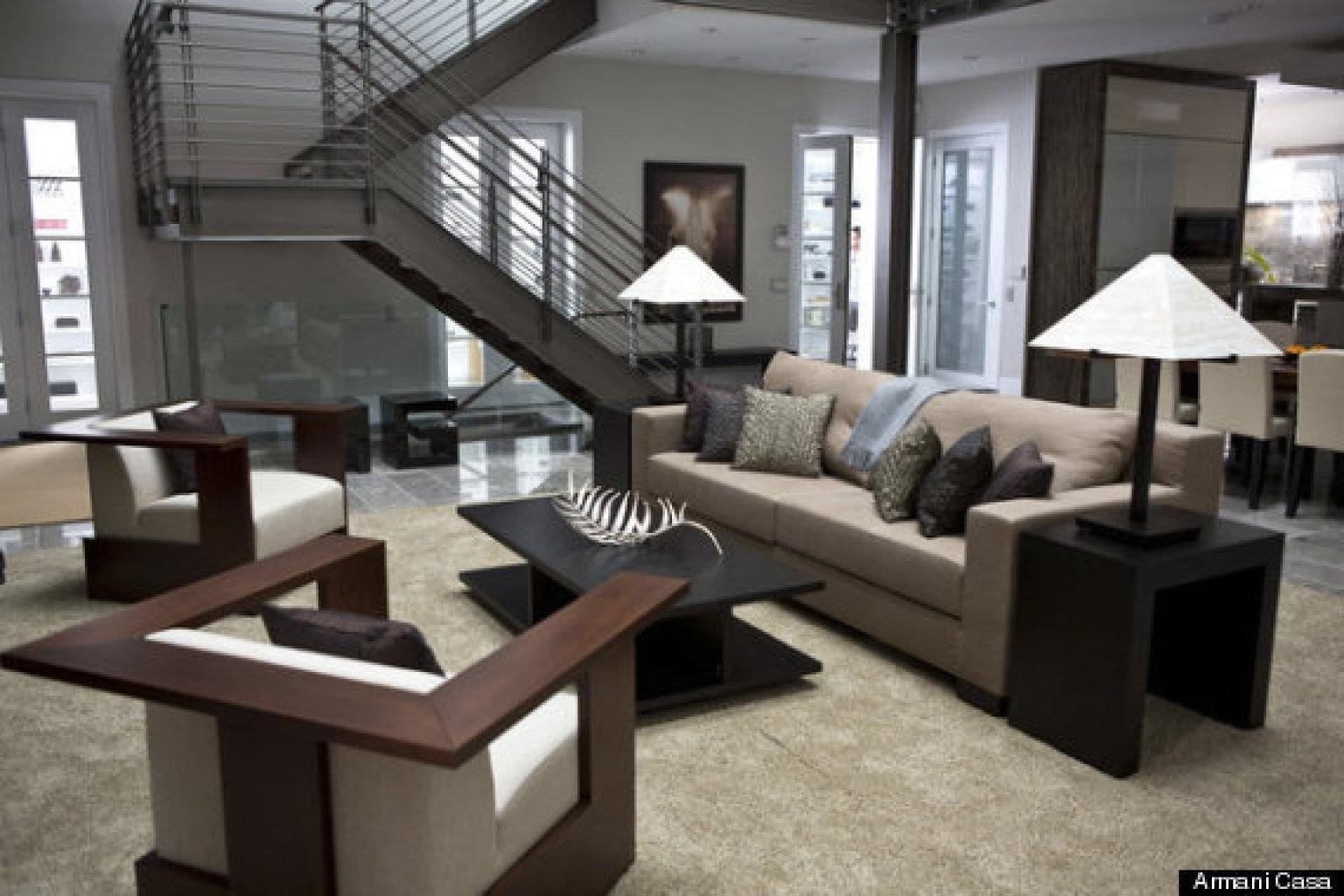 Armani/Casa, Giorgio Armani's Decor Line, To Be Featured