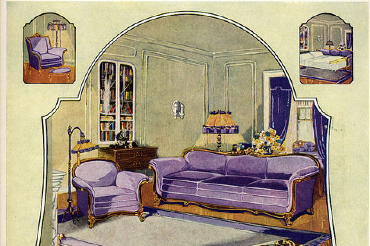 antique pullman sofa bed for sale in melbourne 1924 couch company ad oversells beds which
