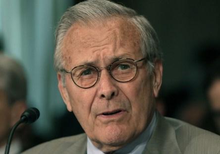 """Résultat de recherche d'images pour """"Donald Rumsfeld"""""""