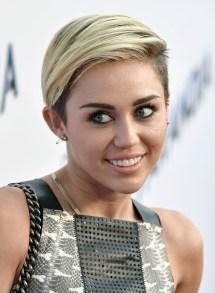Miley Cyrus Hairstyles Haircuts