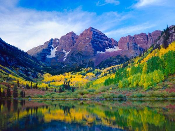 five reasons aspen colorado
