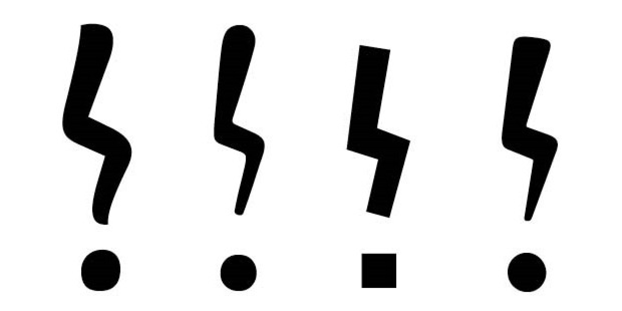 8 Punctuation Marks That Are No Longer Used