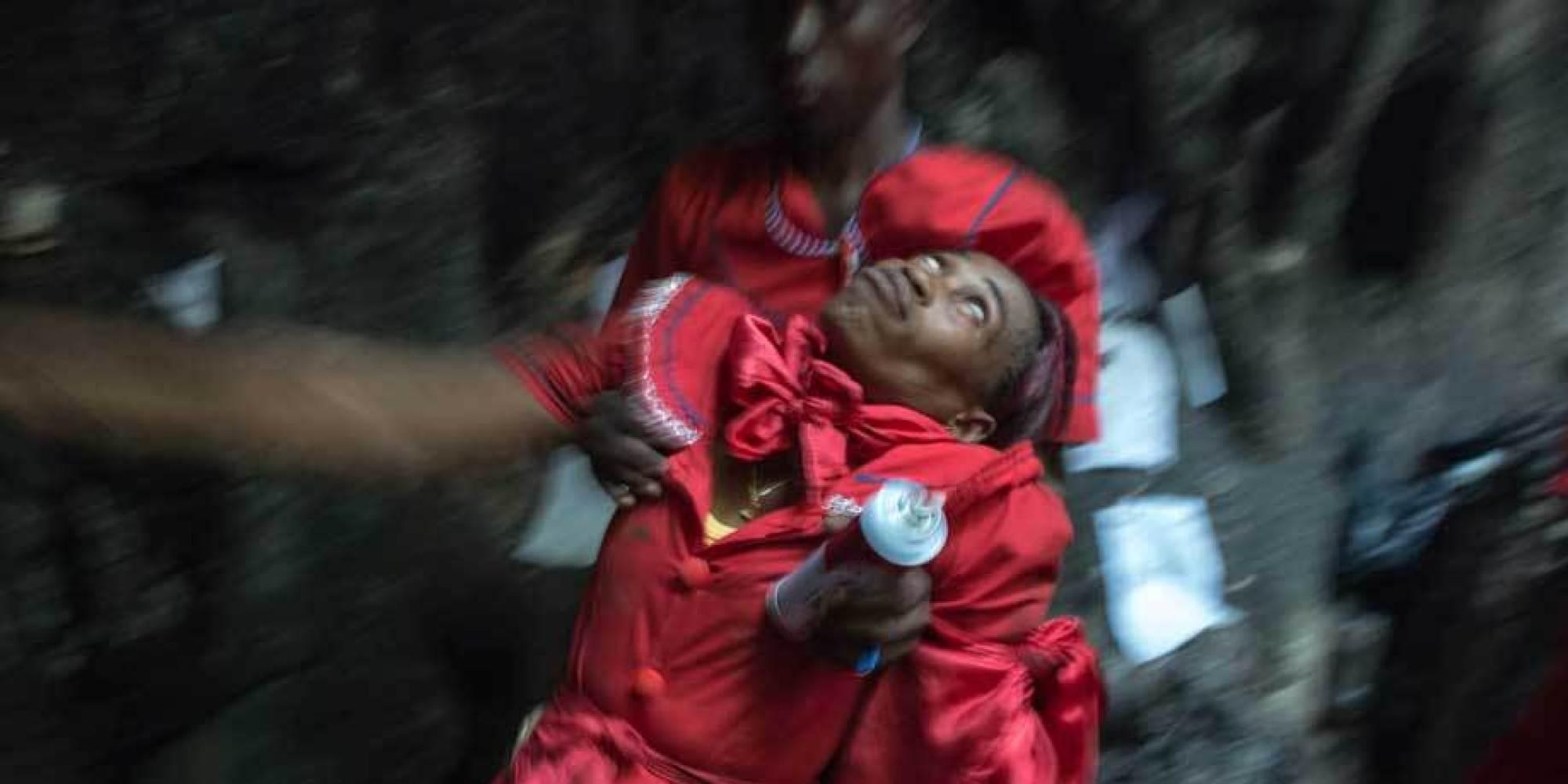 Graphic Photos Of Voodoo Rituals In Haiti  HuffPost