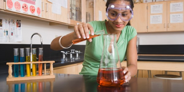 Black Girl Science Experiment