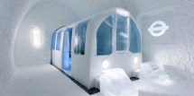 Sweden' Ice Hotel Super Cool Huffpost