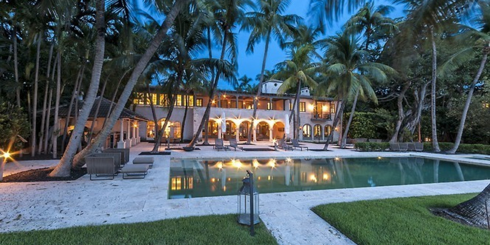These Are The 8 Most Expensive Homes In Miami Right Now  HuffPost