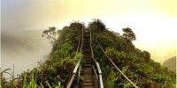 'Stairway To Heaven Hike' Is Totally Epic, Totally Illegal ...