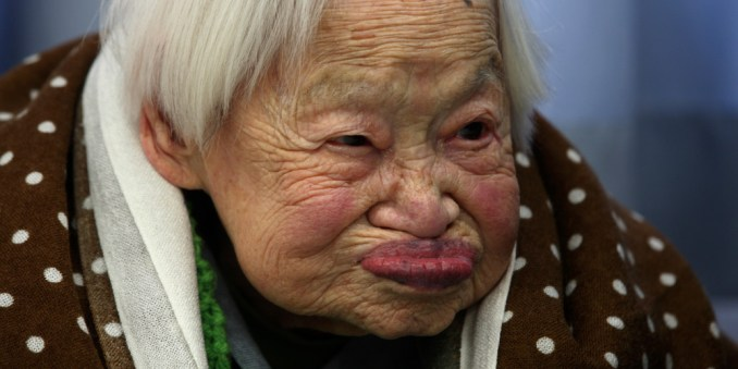 'Eat, Sleep And Relax': World's Oldest Person Shares