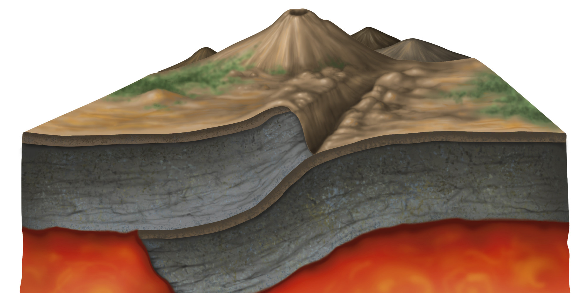 New Plate Tectonics Model May Explain How Continents Grow