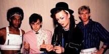80s Culture Club Band