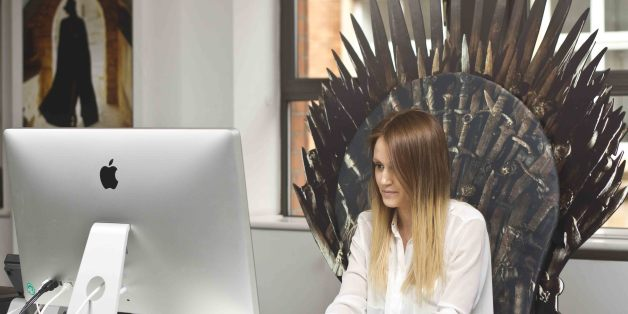 game of throne chair tulip dining room chairs win a thrones the swords huffpost uk