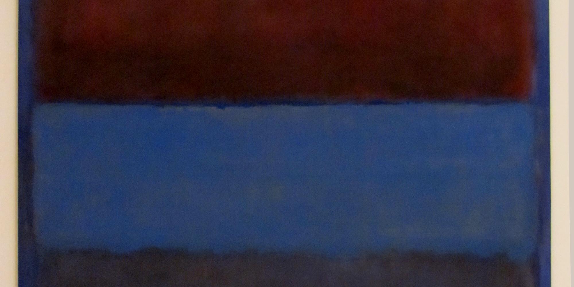 Mark Rothko in the Hague  HuffPost