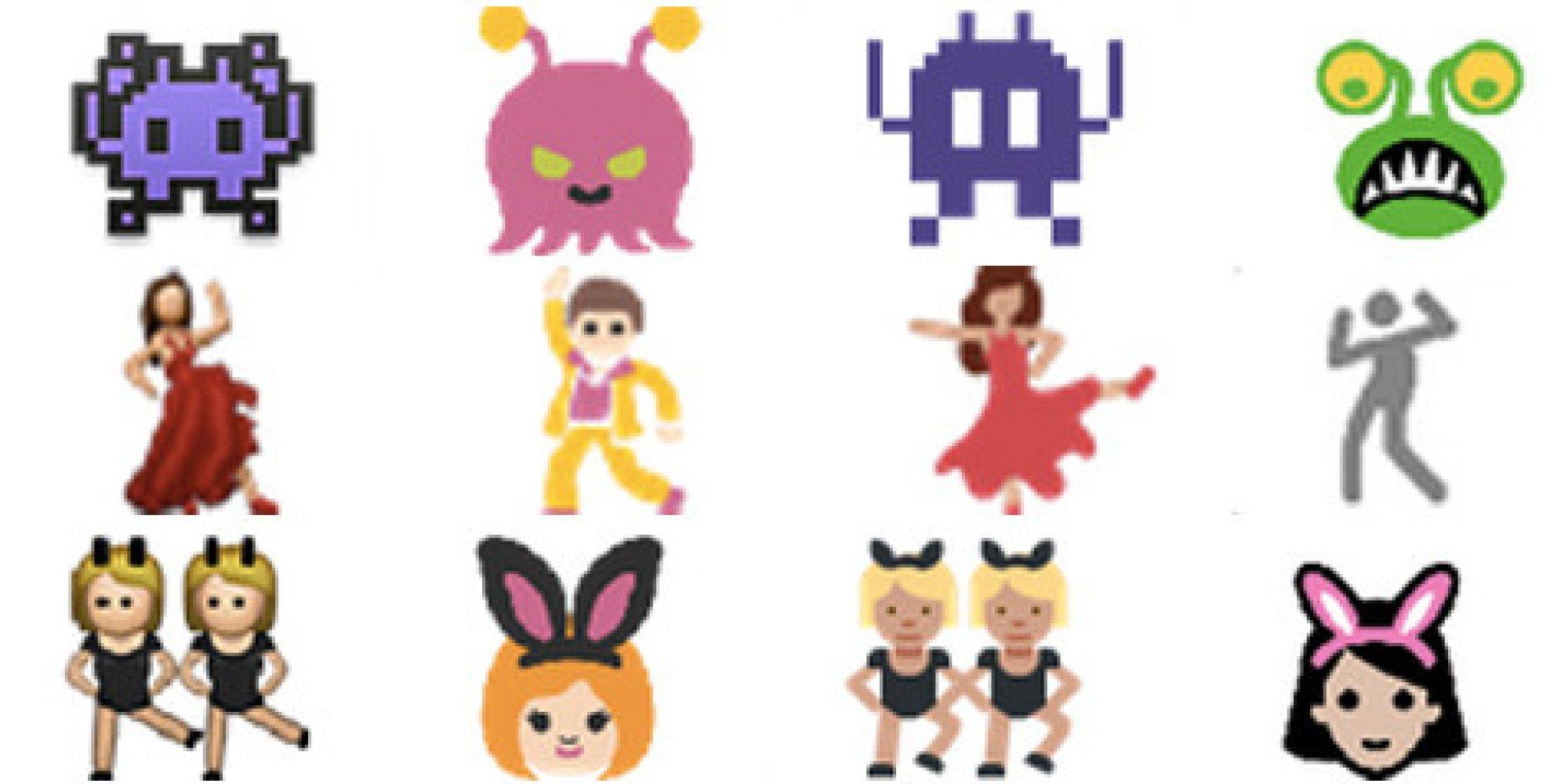 how emoji get lost