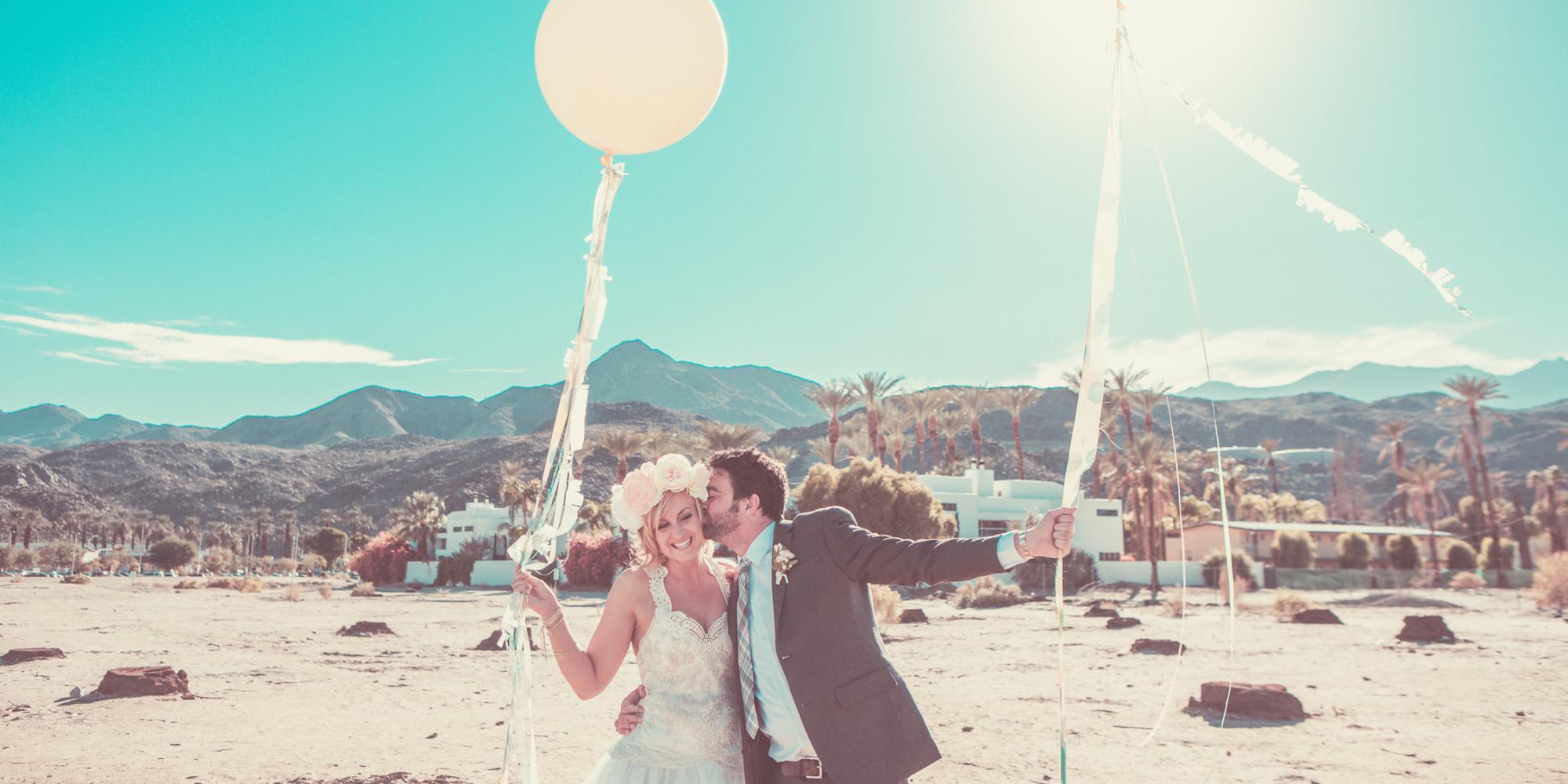 14 Boho Desert Wedding Ideas  HuffPost