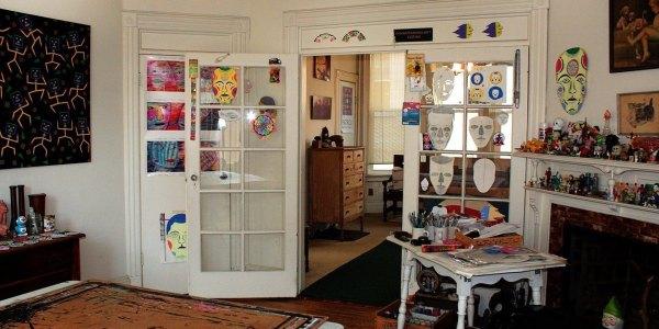 Stunning Art Studios Inspire