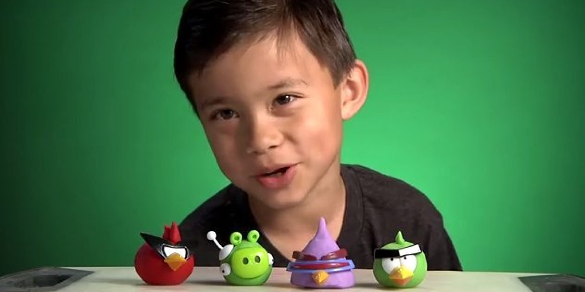 8 Year Old Kid Makes 1 3 Million A Year With His Viral
