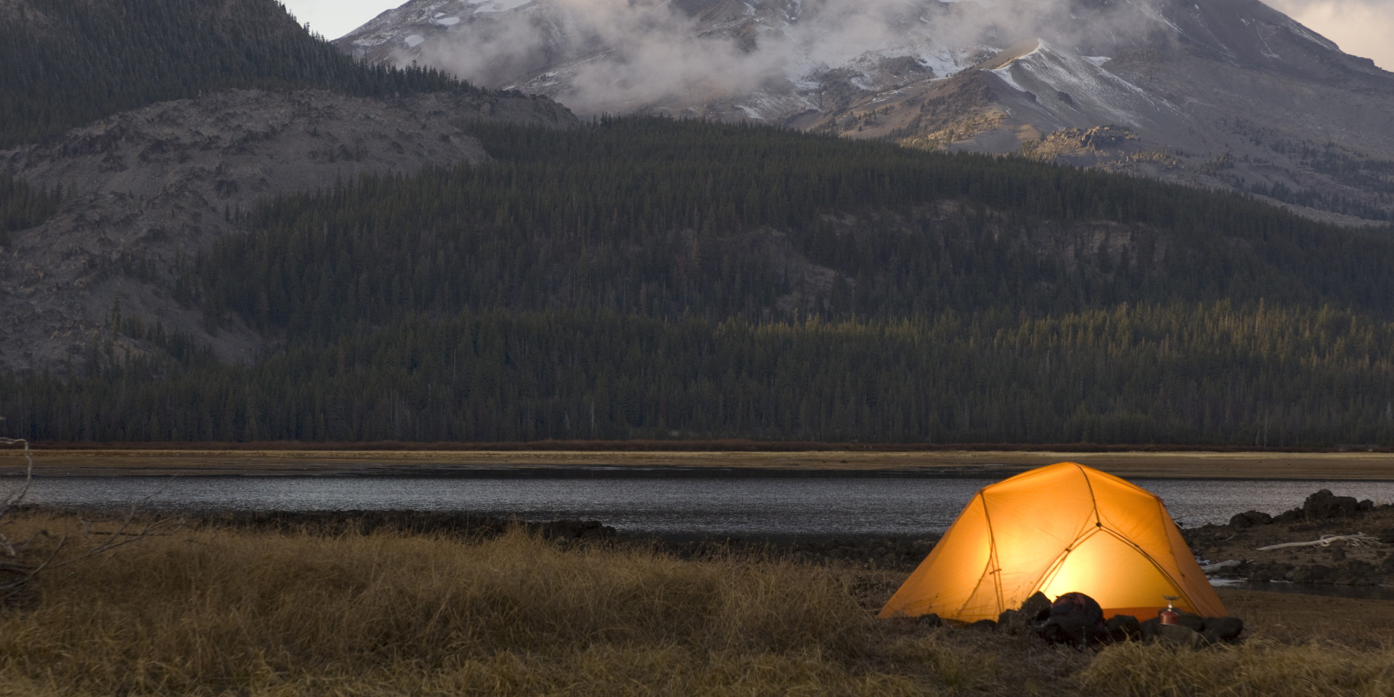 Camping It Up 11 Incredible Camping Experiences  HuffPost