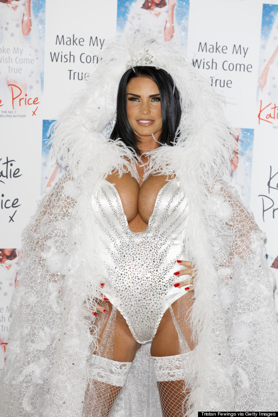 Katie Price Would Sell Boob Implants For Breast Cancer