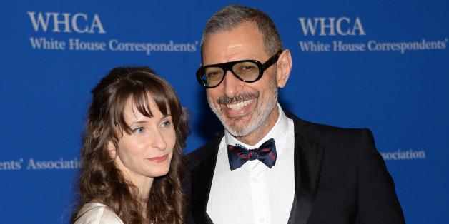 Jeff Goldblum Marries Emilie Livingston