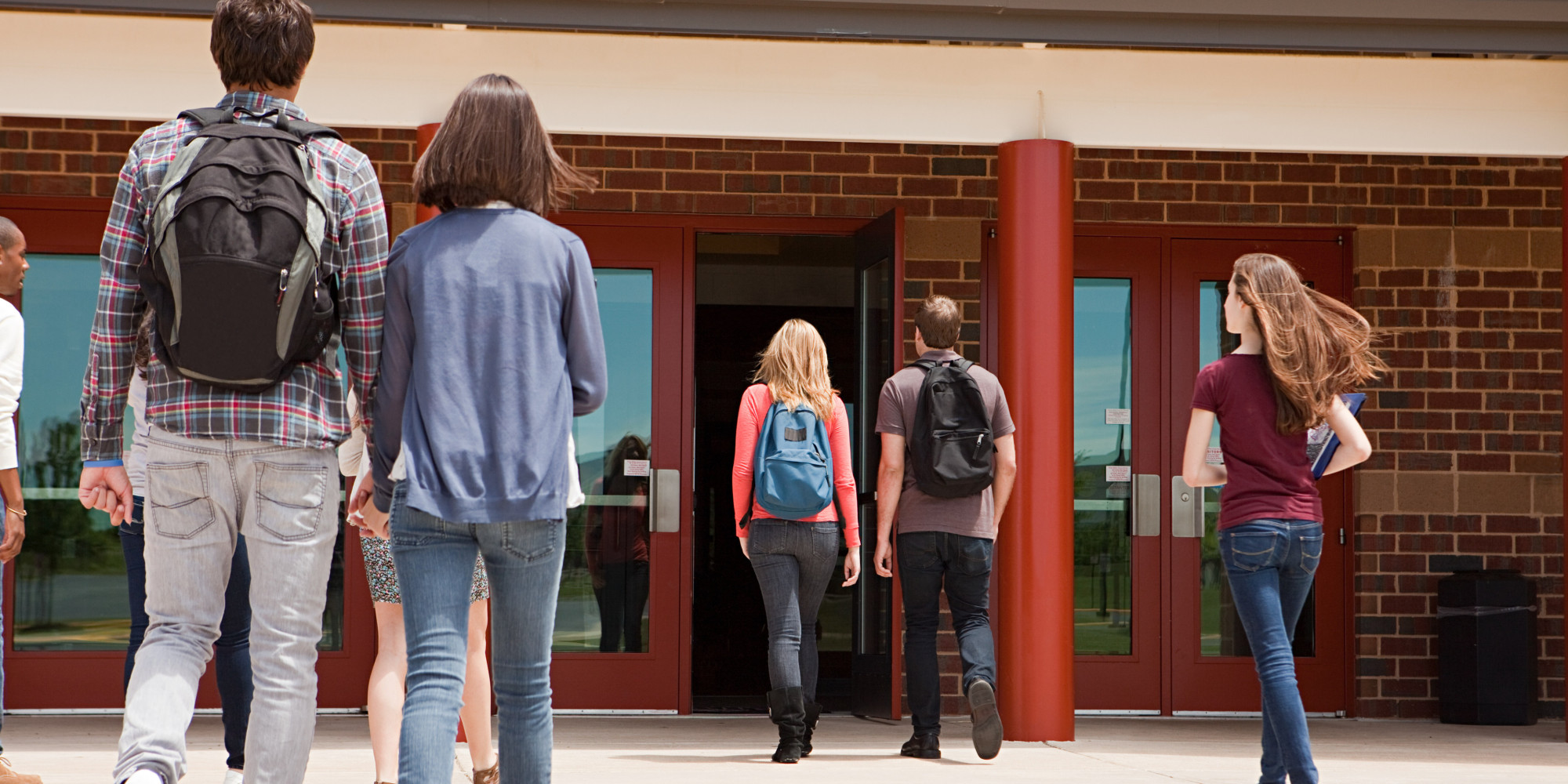 Give High School Students The Same Freedom As College