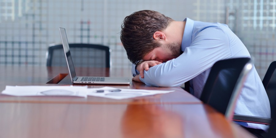 Image result for stressed employees
