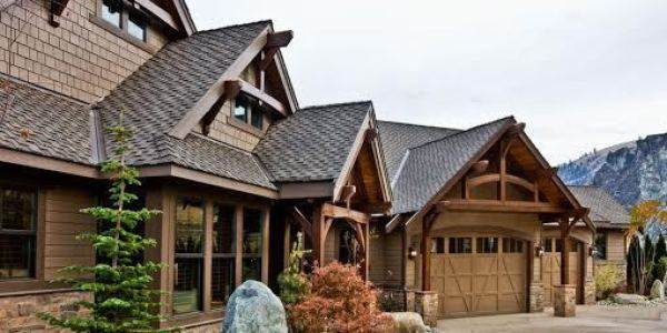 American Craftsman Style Homes