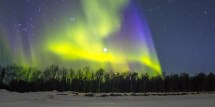 Timelapse 10 Incredible Nights Under Northern Lights