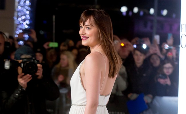 Dakota Johnson Says Fifty Shades Of Grey Isn T About A
