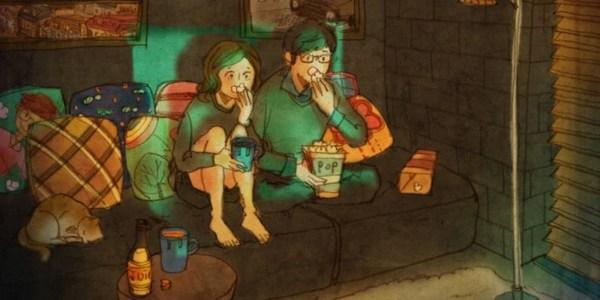 Artist' Illustrations Remind Love Little