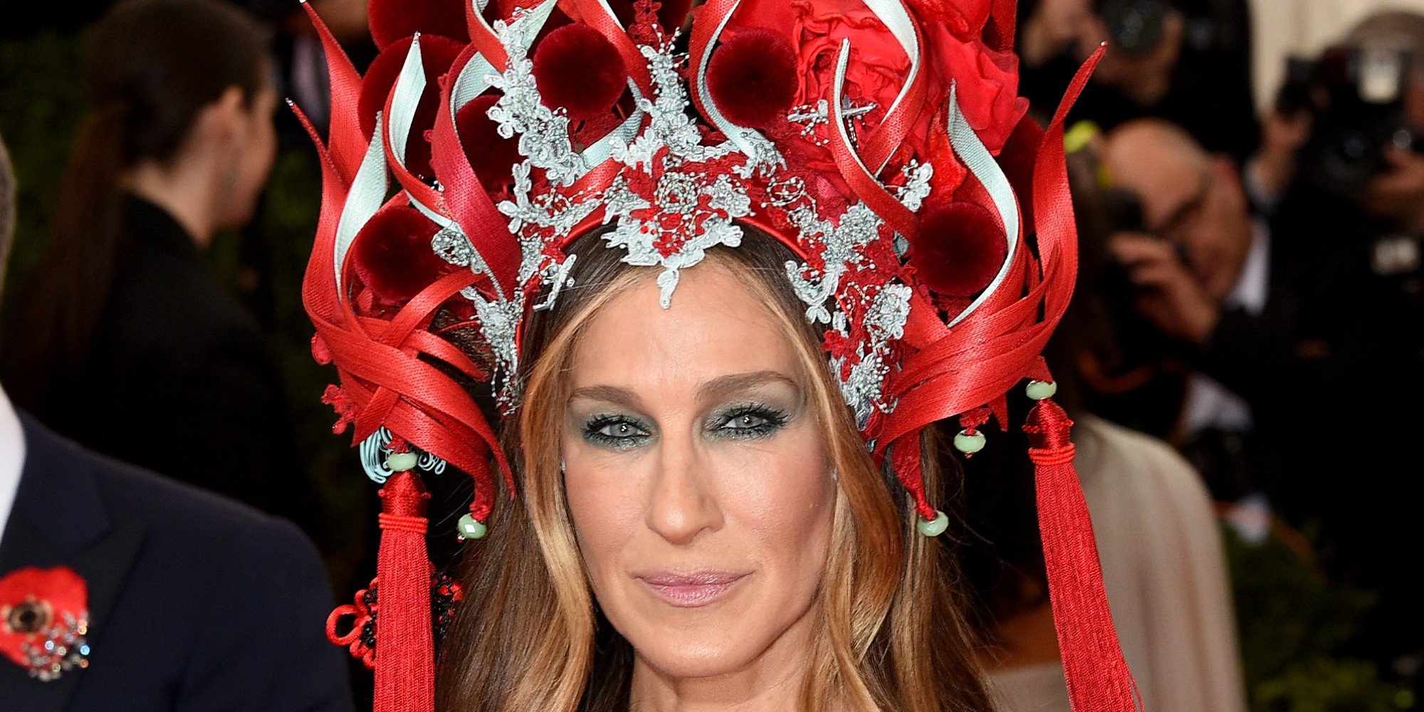 Here Are The Sarah Jessica Parker Memes From The 2015 Met