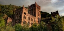 Old Abandoned Buildings Europe