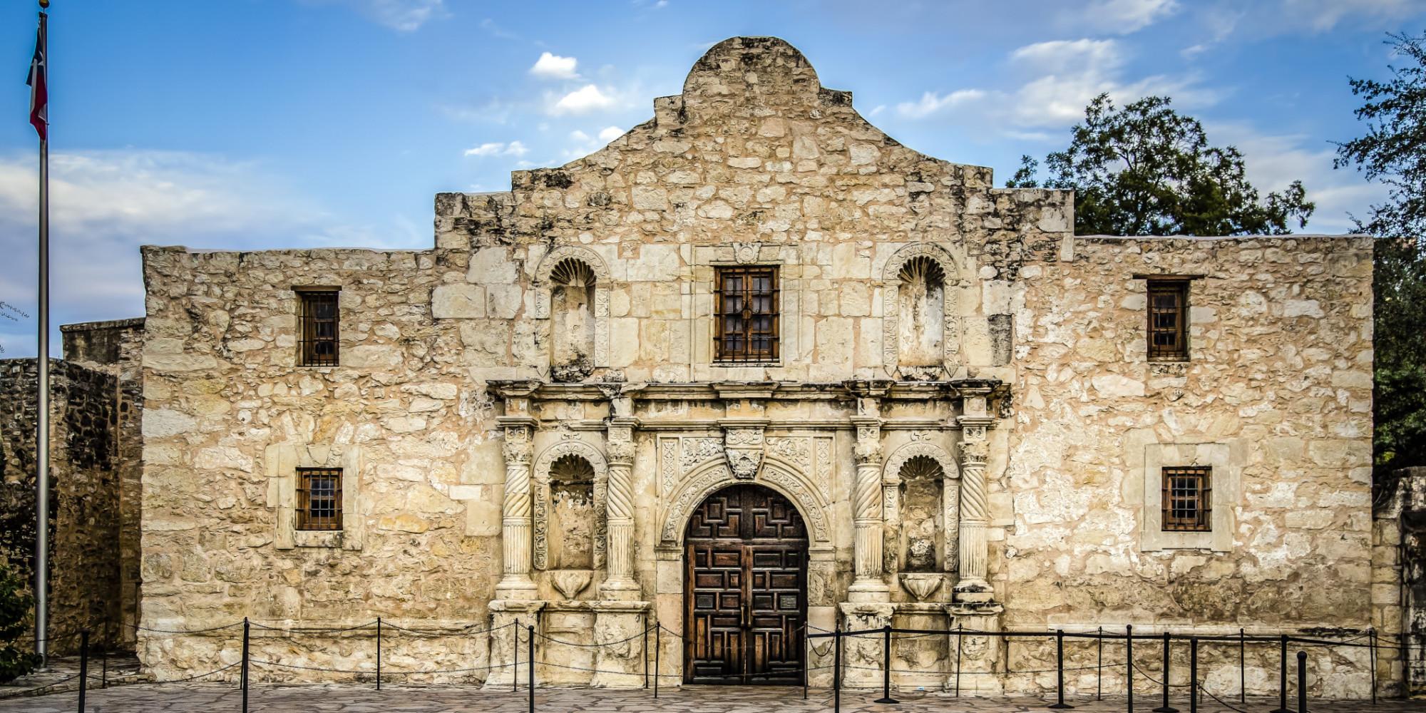 Un Won T Take Over Alamo George P Bush Assures Texas