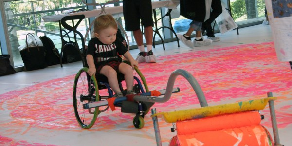 People with Disabilities and Art