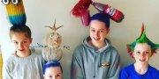 crazy hair day ideas parents