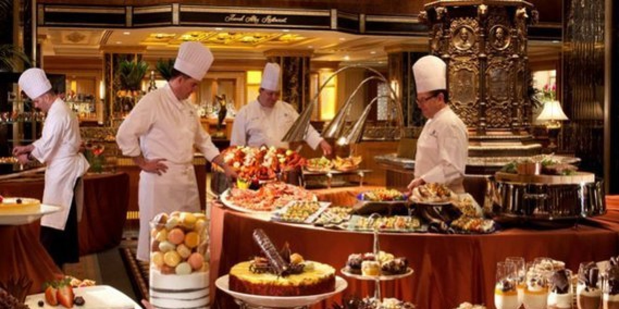 The 5 Best AllYouCanEat Buffets in America  HuffPost