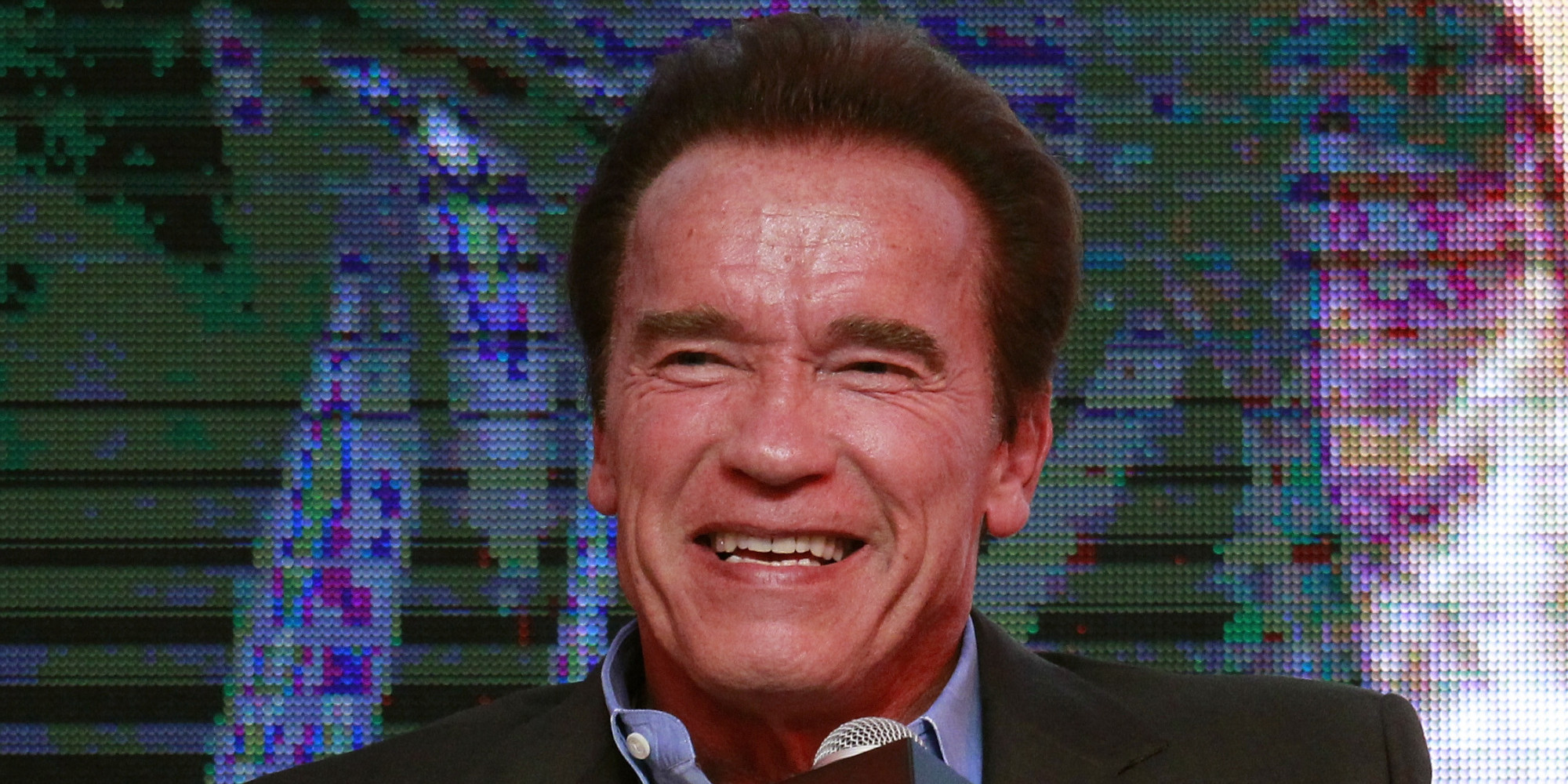 How I Got Arnold Schwarzenegger to Star in My Movie About