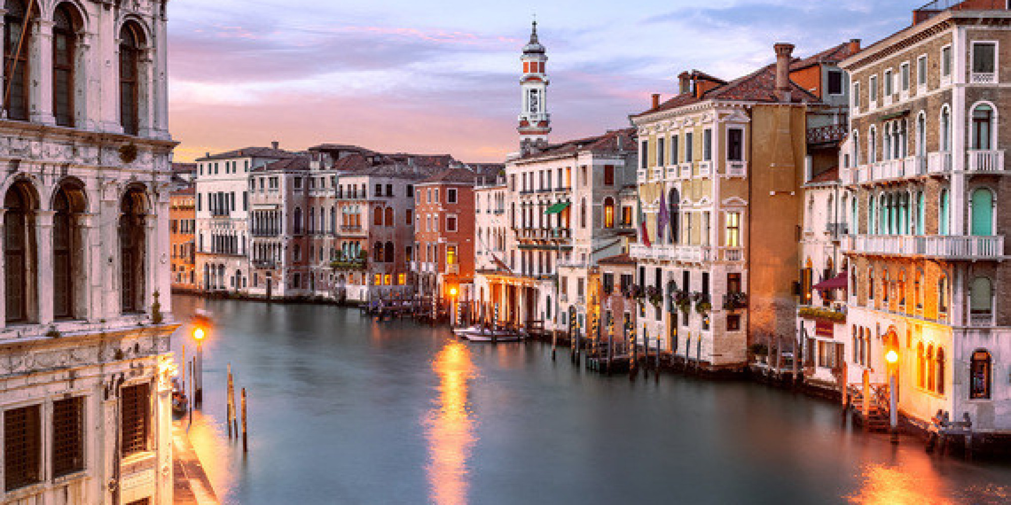 Fall Coastal Desktop Wallpaper Venice Must Sees And Mystique Huffpost