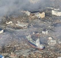Japan Tsunami 2011 Fukushima Disaster And