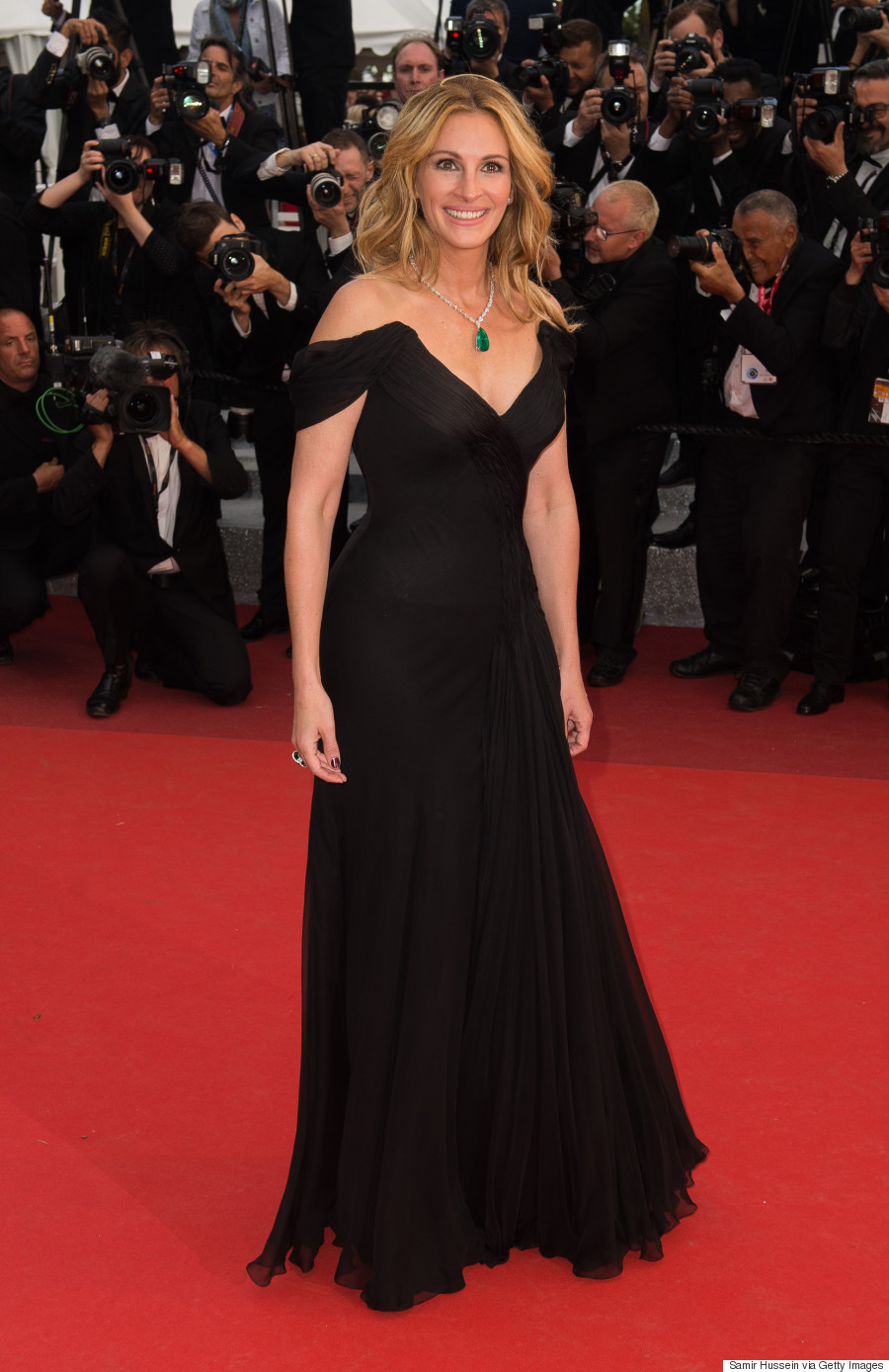 Julia Roberts Red Carpet Dresses