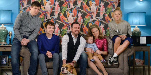 Why EastEnders Carter Clan Are Soaplands Ultimate