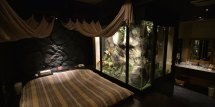 Japan Automated 'love Hotels' And Tourists
