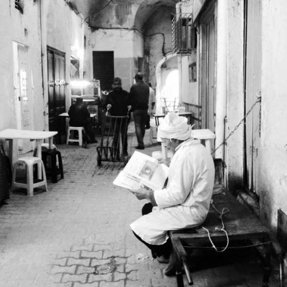 Journal de la Medina