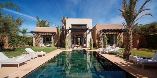 Vacances de rve Voici 6 htels avec villas et piscines privatives au Maroc  Al HuffPost Maghreb