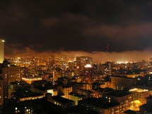 San Francisco Haunted Houses City' Eight