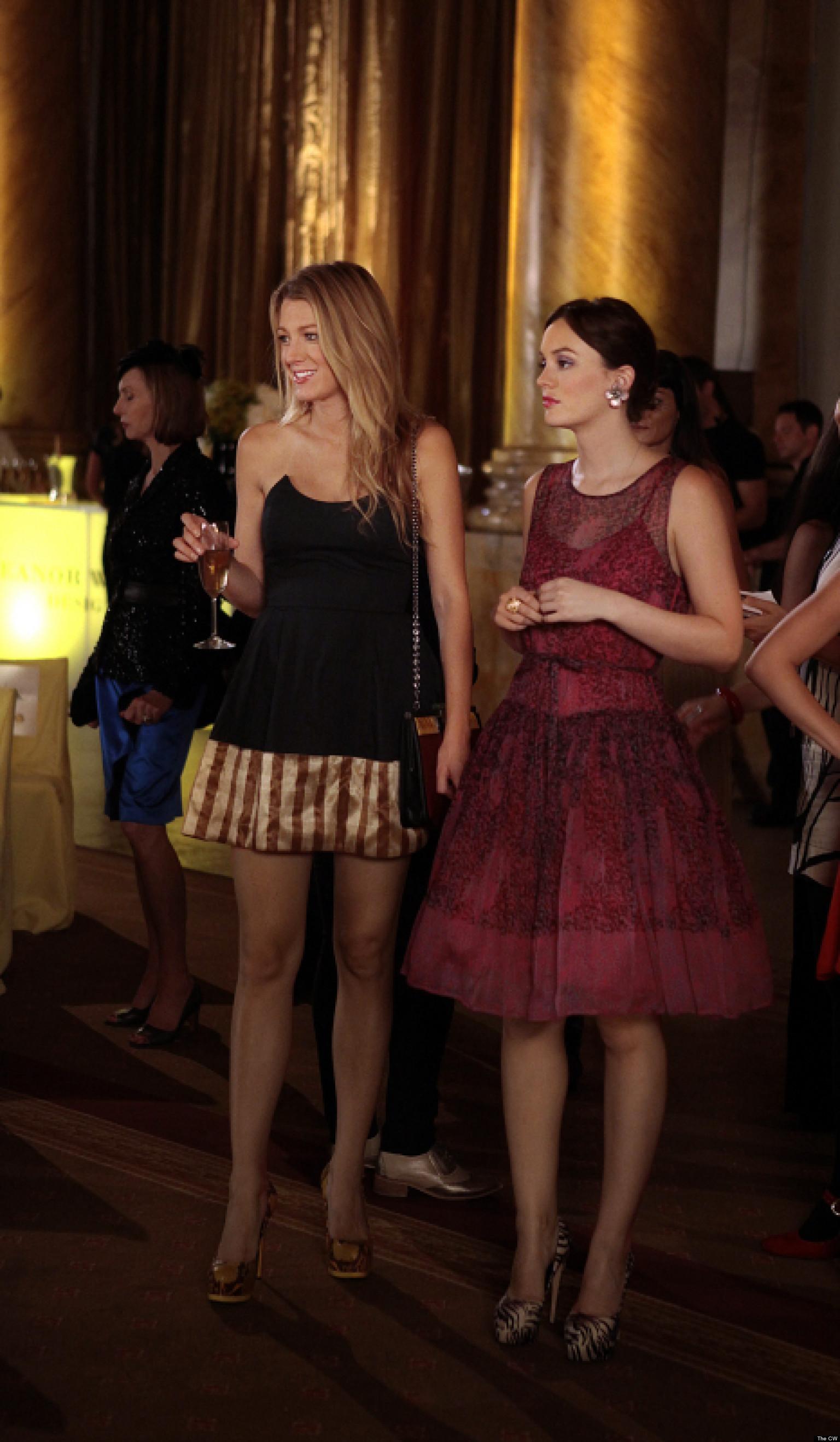 Gossip Girl Style Costume Designer Eric Daman Talks About