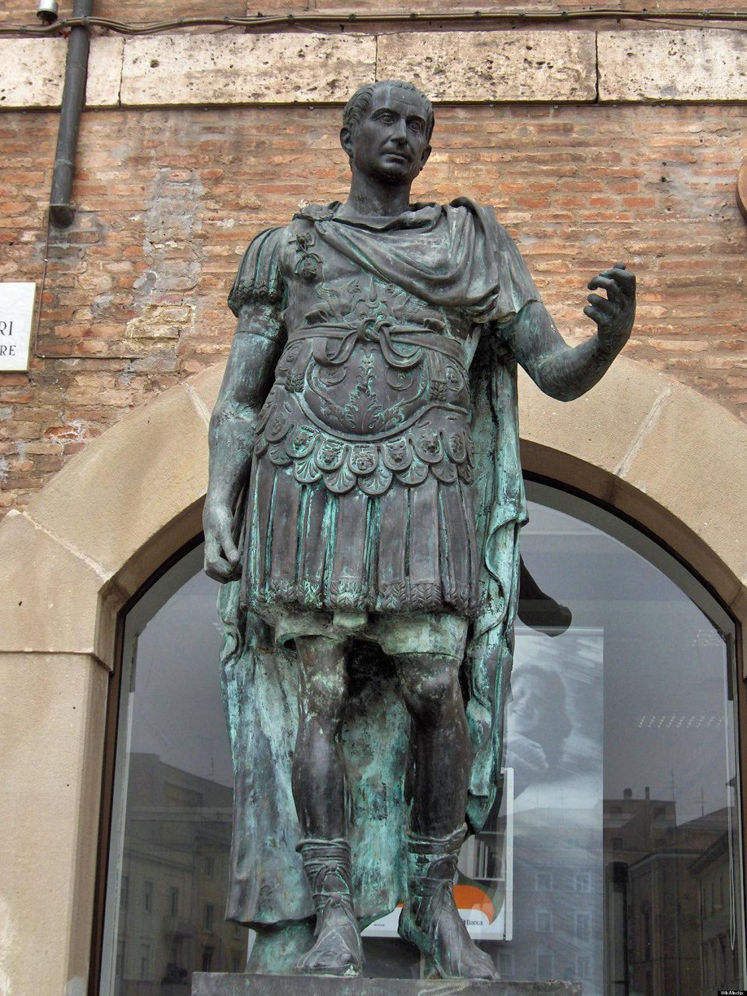Julius Caesar Stabbing Site Pinpointed In Rome