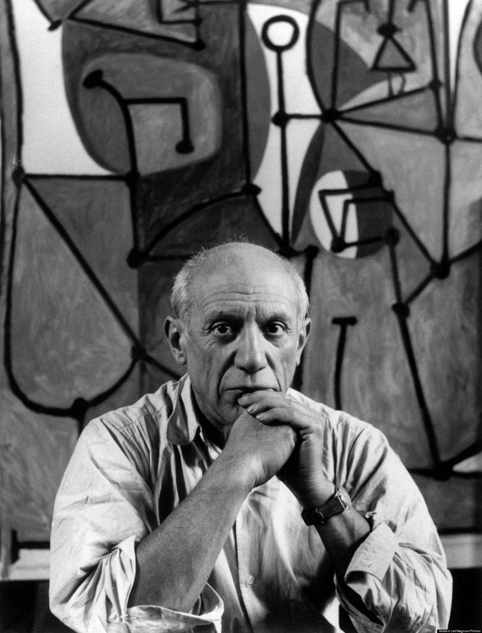 Happy Birthday Pablo Picasso In Creator And Destroyer